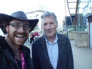 Graham Hughes Meets Michael Palin