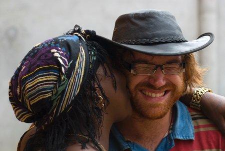 Graham Hughes in Cameroon