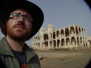 Graham Hughes in Eritrea