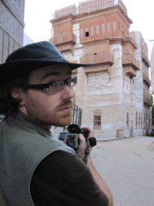 Graham Hughes in Saudi