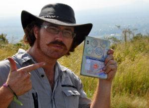 Graham Hughes in South Sudan