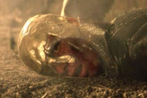 Viserys Targaryen And His Golden Crown